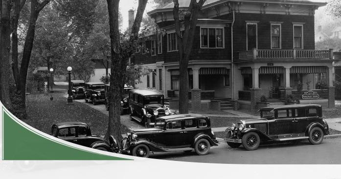 McIntire Funeral Home - 1935