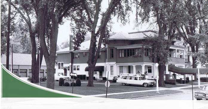 McIntire Funeral Home - 1965